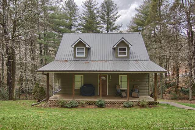 281 Fox Hollow Road, Pisgah Forest, NC 28768 (#3592664) :: Carlyle Properties