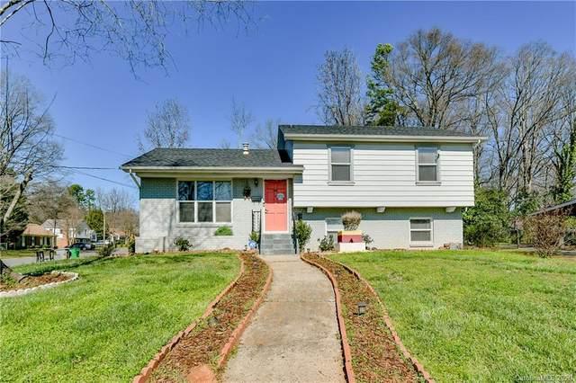 5401 Amity Place, Charlotte, NC 28212 (#3592687) :: Rinehart Realty