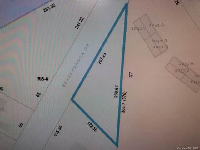 0 Beaverbrook Drive, Gastonia, NC 28052 (#3592695) :: Cloninger Properties