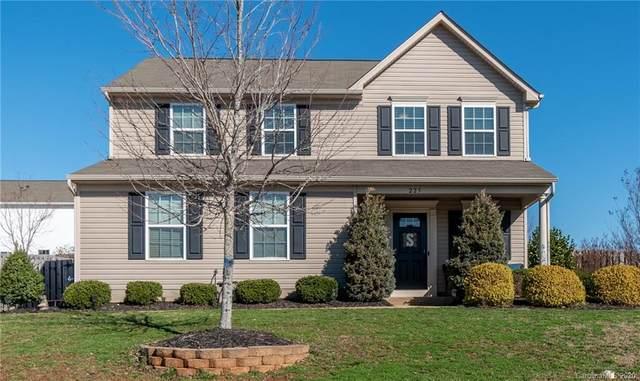 223 Elba Drive, Mooresville, NC 28115 (#3592702) :: Cloninger Properties