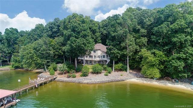 139 Hawks Point Drive, Troutman, NC 28166 (#3592705) :: LePage Johnson Realty Group, LLC
