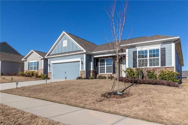 127 Margo Lane #34, Statesville, NC 28677 (#3592727) :: Rinehart Realty