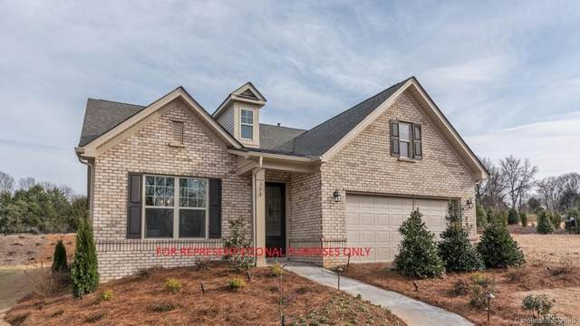 543 Hunton Forest Drive NW #163, Concord, NC 28027 (#3592745) :: Robert Greene Real Estate, Inc.