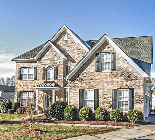 12718 Ballinderry Drive, Charlotte, NC 28273 (#3592757) :: High Performance Real Estate Advisors