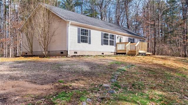 170 Herron Cove Road, Weaverville, NC 28787 (#3592765) :: Rinehart Realty