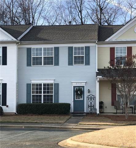 2719 Thornbush Court #2719, Charlotte, NC 28270 (#3592776) :: LePage Johnson Realty Group, LLC
