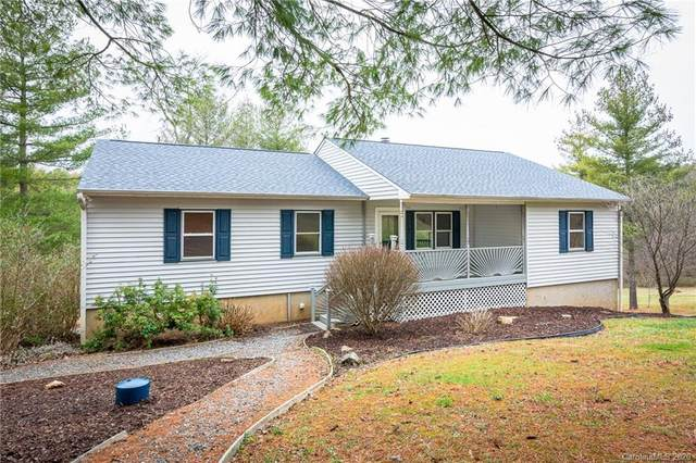 420 Morlin Acres Drive, Marshall, NC 28753 (#3592790) :: Carlyle Properties