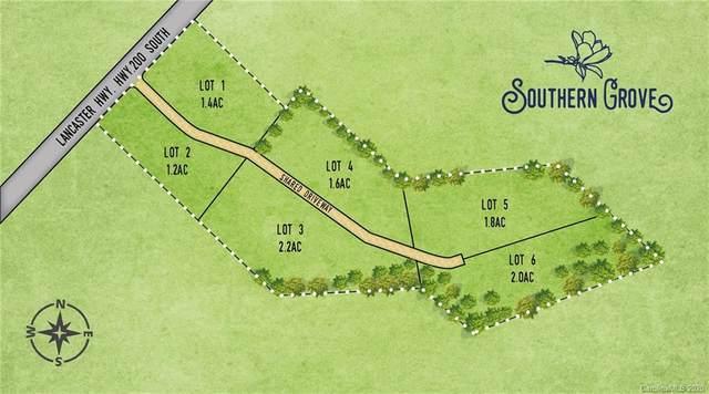 MULTI Lancaster Highway Lots 1,2,3,4,5 , Monroe, NC 28112 (#3592816) :: Cloninger Properties