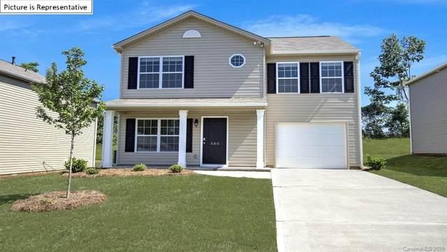 1035 Penswick Avenue, Charlotte, NC 28215 (#3592826) :: Team Honeycutt