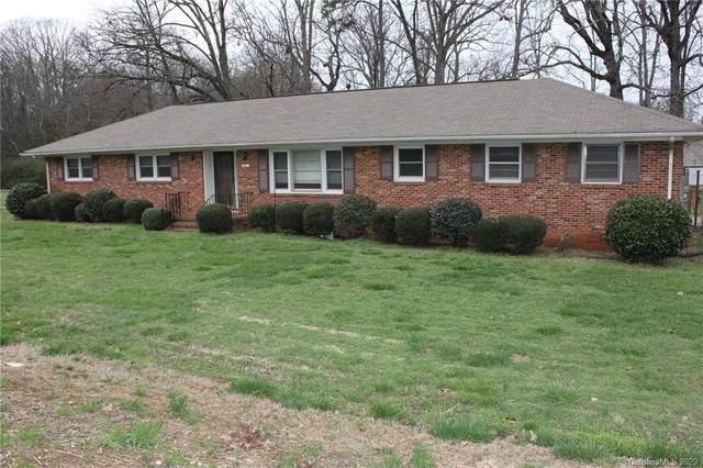 641 Oakdale Road, Charlotte, NC 28216 (#3592827) :: Homes Charlotte