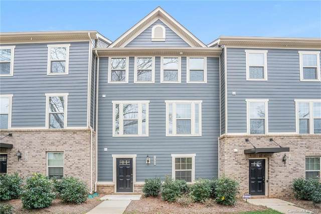 1309 Queen Lyon Court, Charlotte, NC 28205 (#3592851) :: Keller Williams South Park