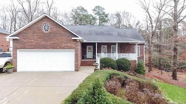 1448 Weatherwood Drive, Lincolnton, NC 28092 (#3592914) :: MartinGroup Properties