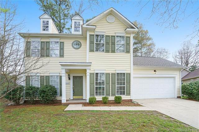 7409 Bulle Rock Court, Charlotte, NC 28216 (#3592949) :: The Ramsey Group