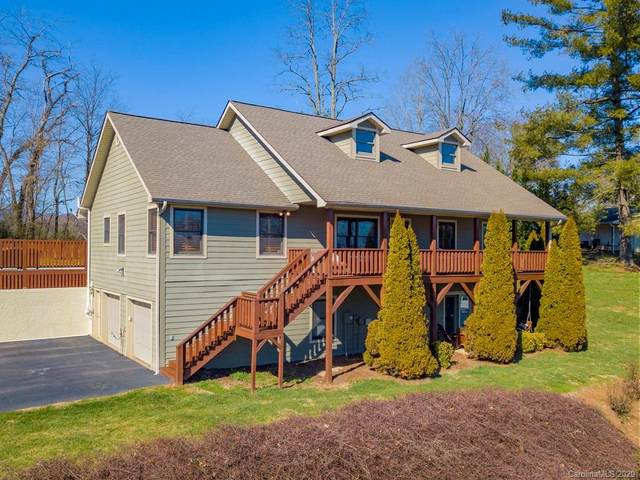 254 Hamlet Park Drive, Clyde, NC 28721 (#3592950) :: Miller Realty Group