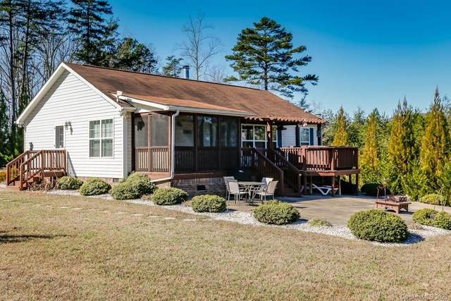 715 Boland Drive, Lake Lure, NC 28746 (MLS #3592964) :: RE/MAX Journey