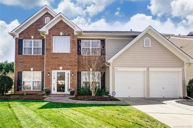 116 Runningdeer Drive, Mooresville, NC 28117 (MLS #3592994) :: RE/MAX Impact Realty