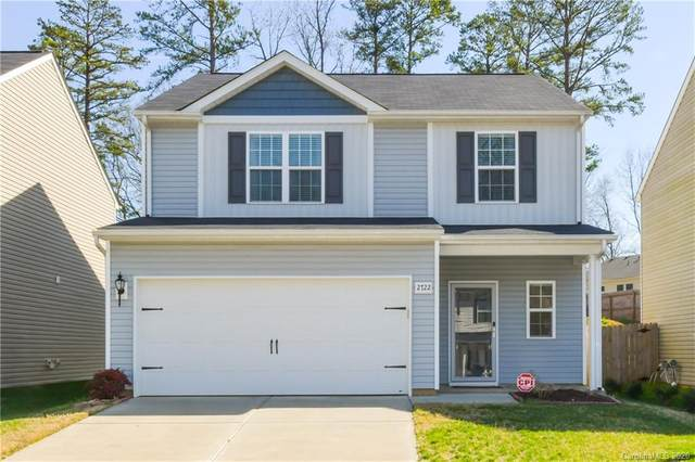 2722 Riley Woods Lane, Charlotte, NC 28269 (#3592997) :: Exit Realty Vistas