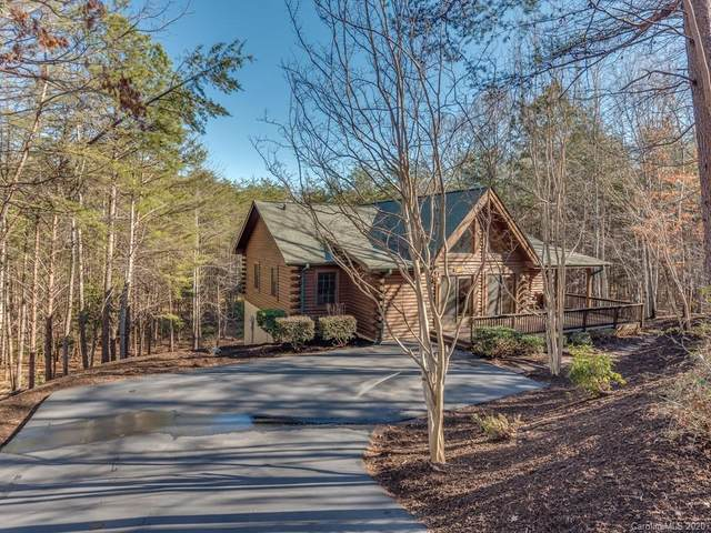 134 Mcdaniel Court, Lake Lure, NC 28746 (#3593015) :: Keller Williams Professionals