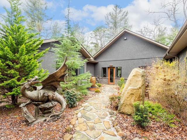 4258 Bobs Creek Road, Zirconia, NC 28790 (#3593035) :: Keller Williams Professionals