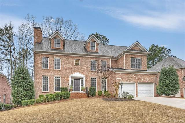 14208 Carlton Woods Lane, Charlotte, NC 28278 (#3593061) :: Besecker Homes Team