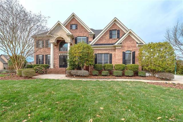 1101 Veramonte Drive, Matthews, NC 28104 (#3593063) :: The Premier Team at RE/MAX Executive Realty