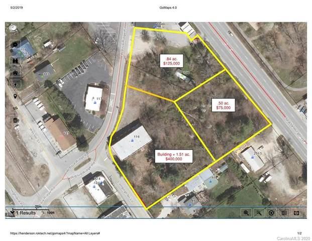 000 Spartanburg Highway, East Flat Rock, NC 28762 (#3593068) :: BluAxis Realty