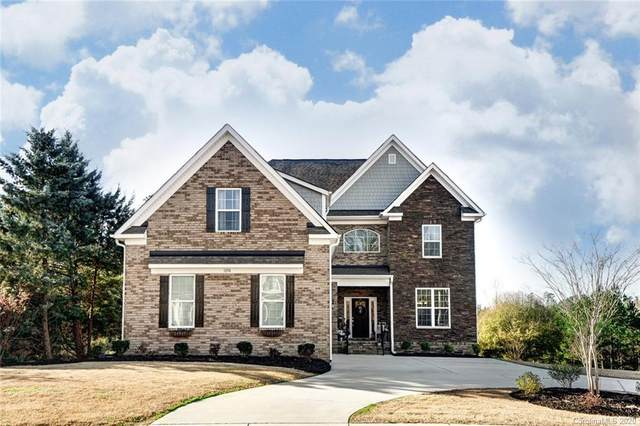 1258 Crooked Stick Drive, Rock Hill, SC 29730 (#3593081) :: Stephen Cooley Real Estate Group
