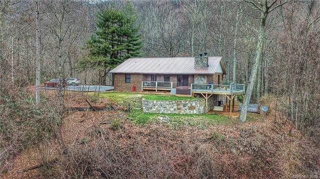 362 Main Trail, Maggie Valley, NC 28751 (MLS #3593098) :: RE/MAX Journey