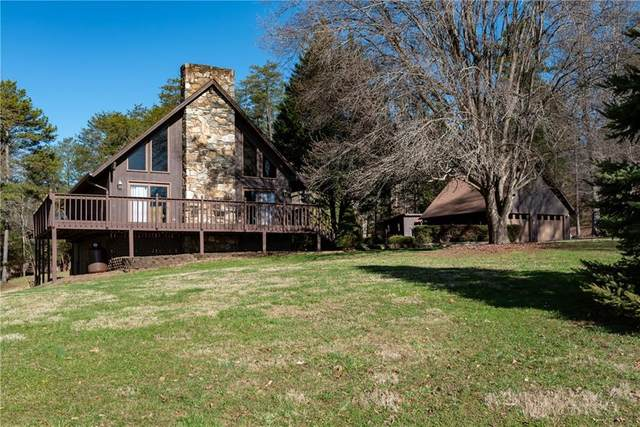 3406 Morganton Boulevard, Lenoir, NC 28645 (#3593108) :: Mossy Oak Properties Land and Luxury