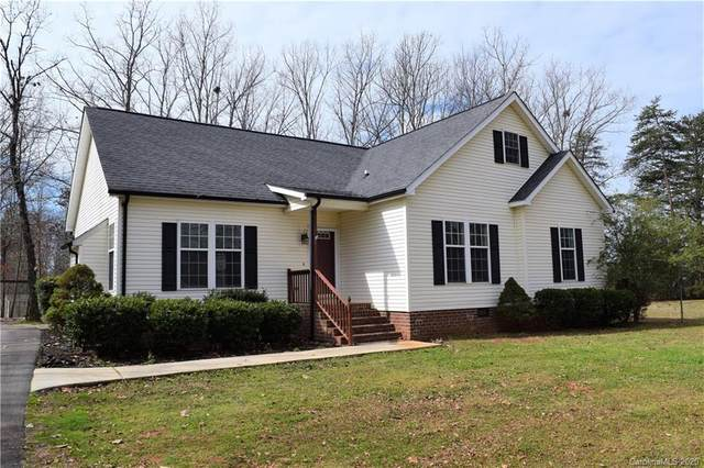 4315 S Olivers Cross Road, Maiden, NC 28650 (#3593129) :: Exit Realty Vistas