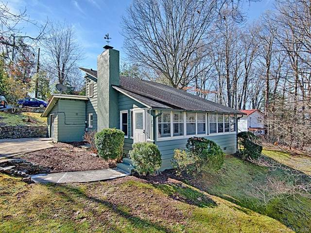 72 Taylor Avenue, Waynesville, NC 28786 (#3593172) :: Miller Realty Group