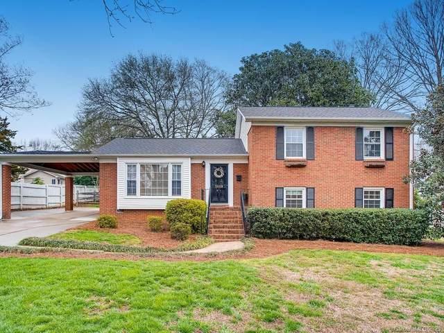 3609 Garden Club Lane, Charlotte, NC 28210 (#3593185) :: High Performance Real Estate Advisors