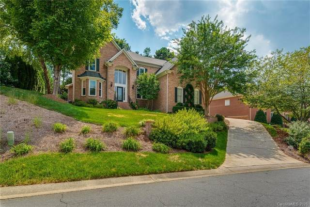 5322 Kathryn Blair Lane, Charlotte, NC 28226 (#3593197) :: Exit Realty Vistas