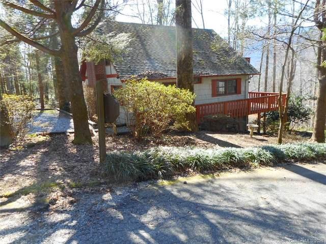 125 Village Road, Lake Lure, NC 28746 (#3593198) :: Carlyle Properties
