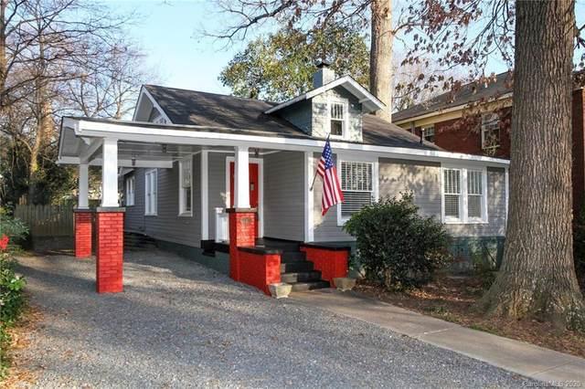 2131 Park Road, Charlotte, NC 28203 (#3593205) :: High Performance Real Estate Advisors