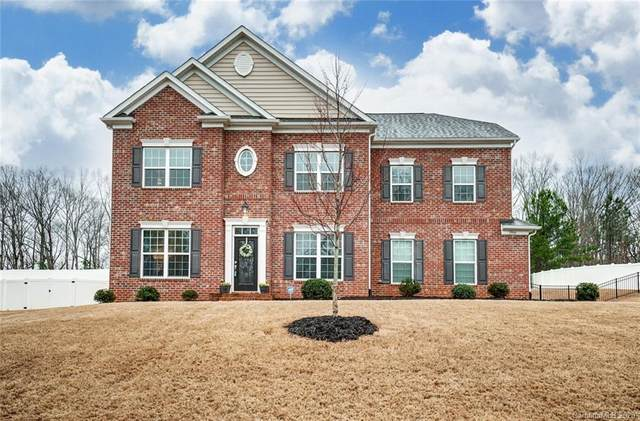 3066 Tallgrass Bluff, Rock Hill, SC 29732 (#3593208) :: Besecker Homes Team