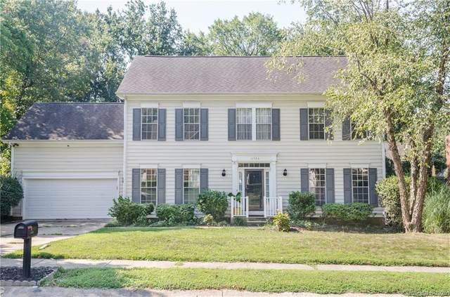 11926 Mallard Ridge Drive, Charlotte, NC 28269 (#3593284) :: Carlyle Properties