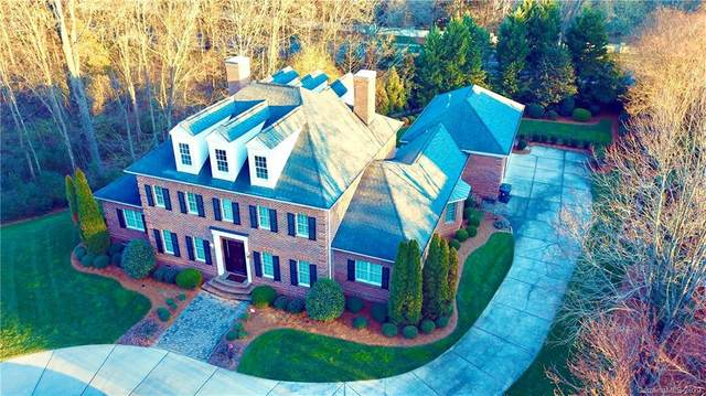 3236 Shillington Place, Charlotte, NC 28210 (#3593333) :: High Performance Real Estate Advisors