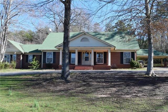 571 Piedmont Road, Rutherfordton, NC 28139 (MLS #3593341) :: RE/MAX Journey