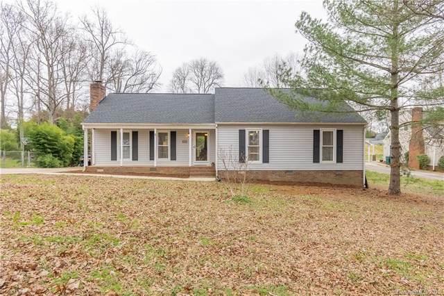 1025 Walton Place #2, Salisbury, NC 28146 (#3593349) :: Mossy Oak Properties Land and Luxury