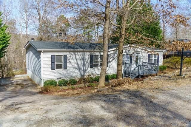 106 Estrine Drive, Candler, NC 28715 (#3593353) :: Miller Realty Group