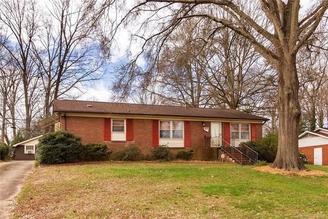 3624 Enfield Road, Charlotte, NC 28205 (#3593361) :: Ann Rudd Group