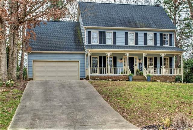3067 Drayton Hall Way, Gastonia, NC 28056 (#3593467) :: Miller Realty Group