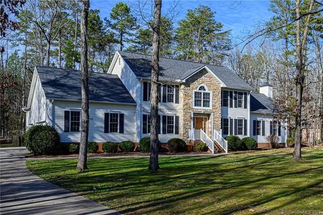 394 Harbor Drive W, Lexington, NC 27292 (#3593470) :: Carlyle Properties