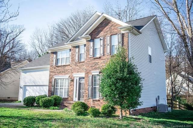 12145 Meadow Post Lane #53, Charlotte, NC 28269 (#3593472) :: Mossy Oak Properties Land and Luxury