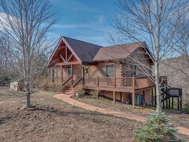 157 Trails End, Lake Lure, NC 28746 (#3593576) :: Ann Rudd Group