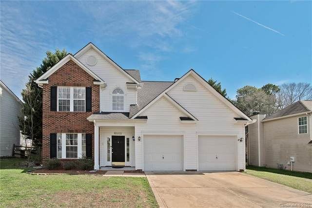 5815 Timber Falls Place, Concord, NC 28027 (#3593597) :: IDEAL Realty