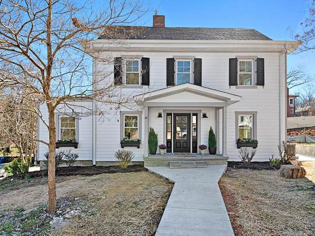 25 Montview Drive, Asheville, NC 28801 (#3593627) :: MartinGroup Properties