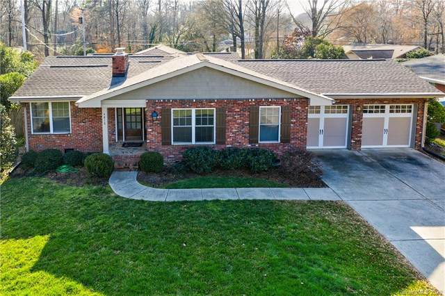 4818 Addison Drive, Charlotte, NC 28211 (#3593633) :: Miller Realty Group