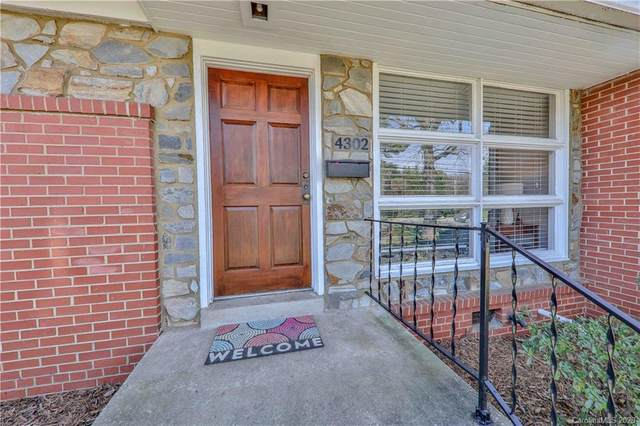 4302 Randolph Road, Charlotte, NC 28211 (#3593651) :: MOVE Asheville Realty